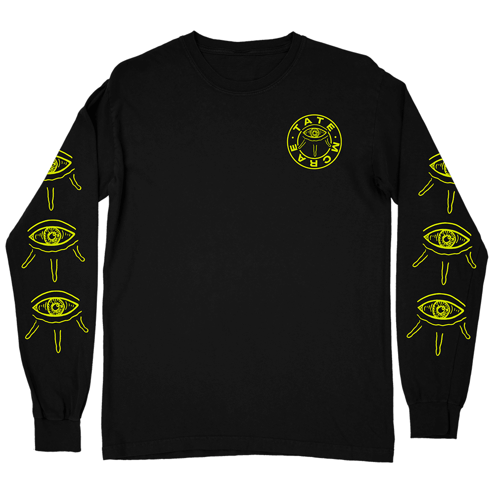 Eye Long Sleeve - Black