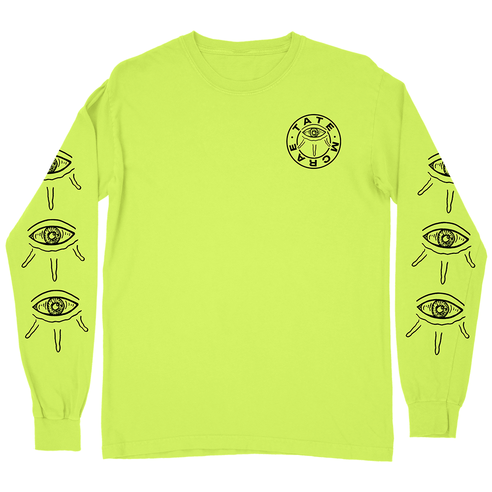 Eye Long Sleeve - Yellow
