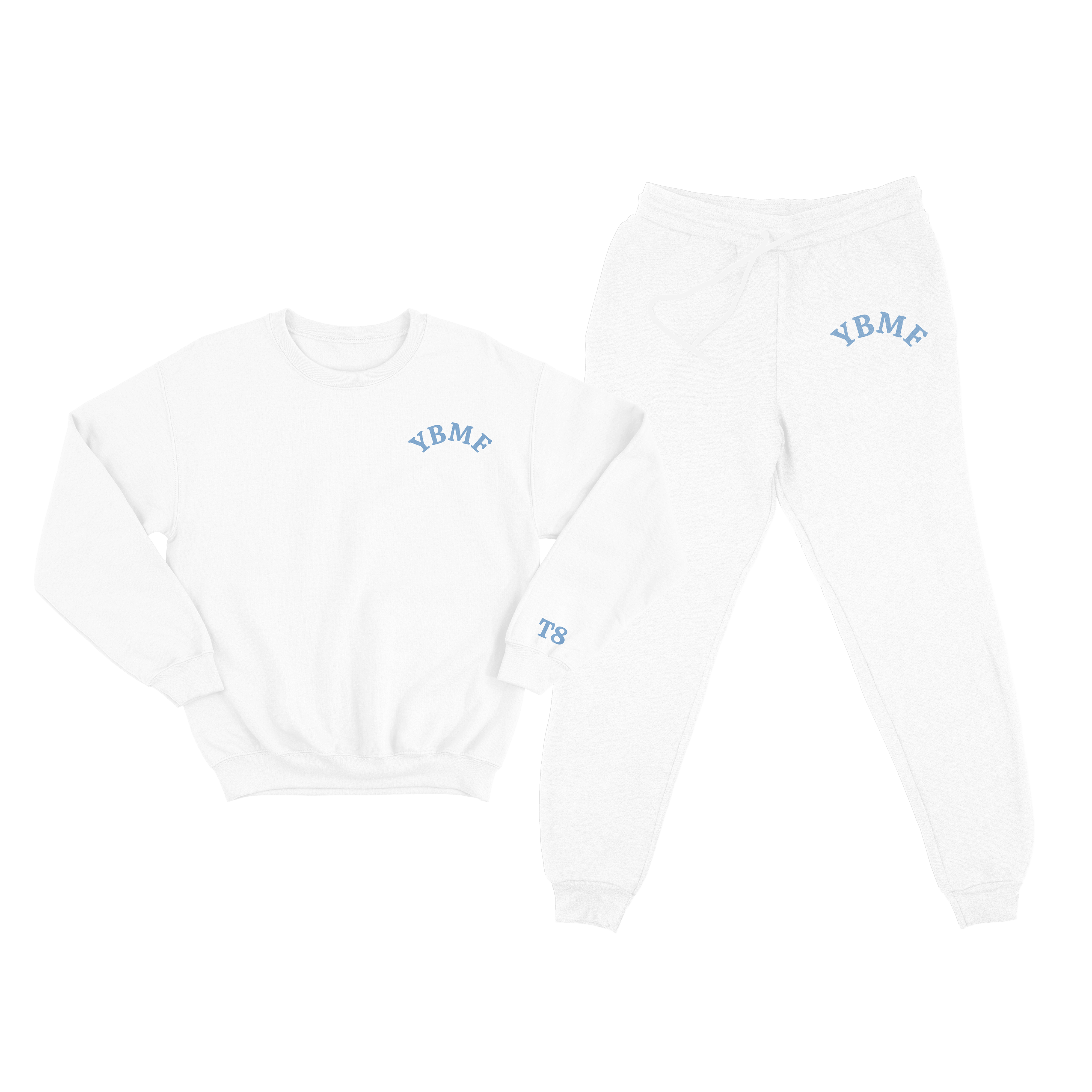 YBMF Bundle (Crew + Sweatpants)
